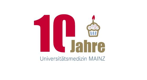 10 JAHRE UNIVERSITÄTSMEDIZIN MAINZ
