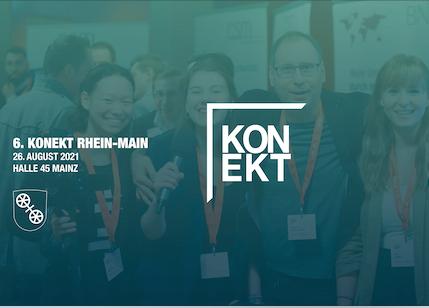 Zum 6.Mal heißt es: We #KONEKT